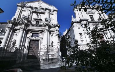 Via dei Crociferi - Catania