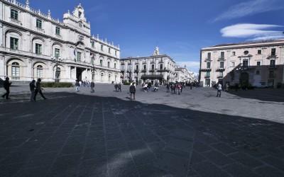 Piazza Università - Catania