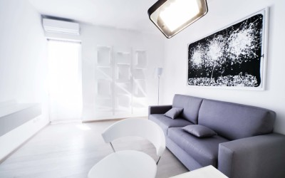Sitting room / Office / Bedroom - MarcHouse - Catania