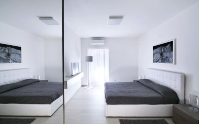 Master bedroom - MarcHouse - Catania