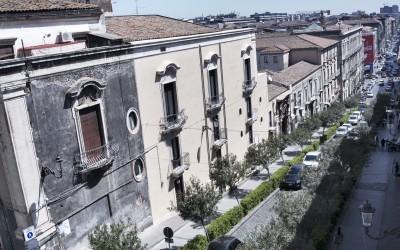 Via di Sangiuliano - MarcHouse - Catania